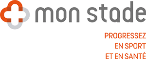 Mon Stade Logo - Progressez en Sport et en Santé