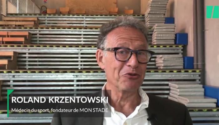 Dr Roland KRZENTOWSKI dans cette vidéo du HUFFINGTON POST