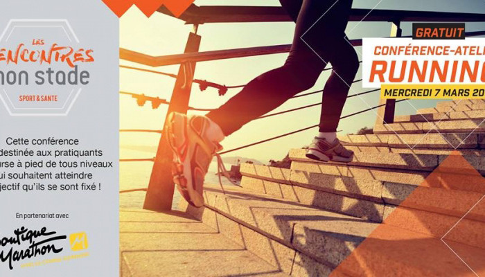 Rencontre Running en partenariat avec la BOUTIQUE MARATHON