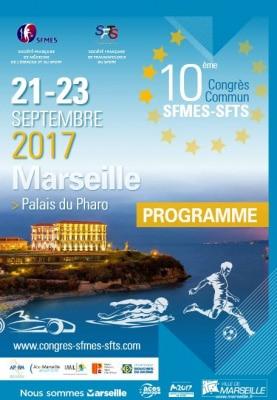 10è congrès conjoint SFMES et SFTS