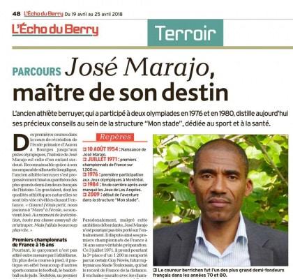 José Marajo - Maître de son destin