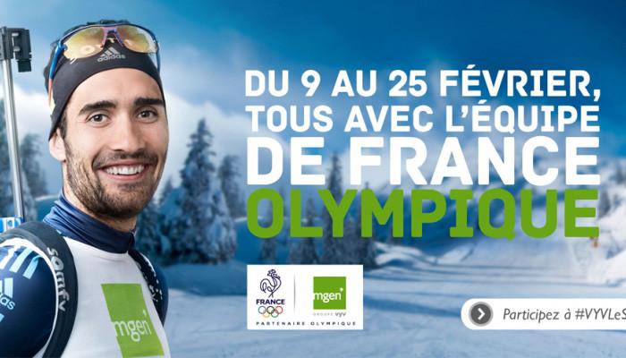 Martin Fourcade - VYV le Sport