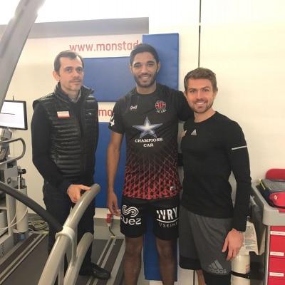 Test d'effort à MON STADE pour Oussama HOSNI