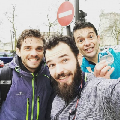 Semi Marathon de Paris 2018 !