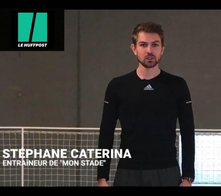 Stéphane Caterina - Entraîneur de Mon Stade