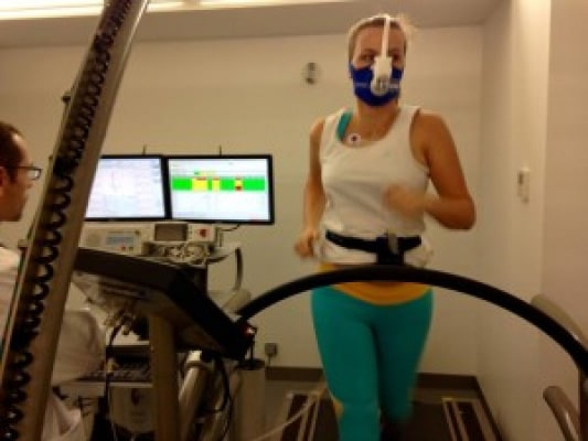 Test d'effort Cardio - Clarisse Nenard