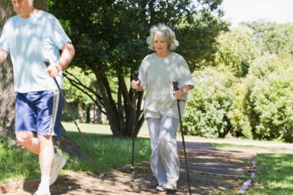 Quel type d'exercice pour les personnes agées ?